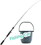 image fishing car